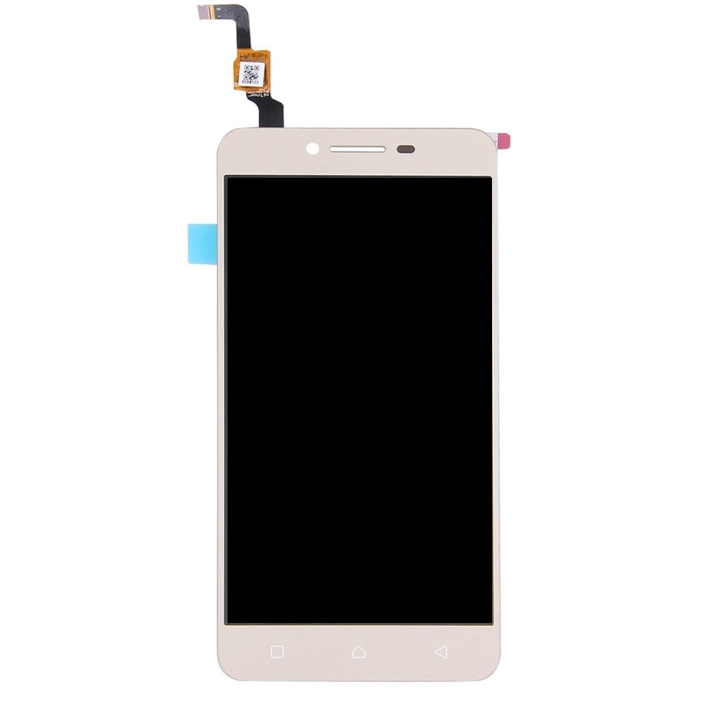 Lenovo VIbe K5 LCD displej zlatý dotykové sklo komplet přední panel A6020