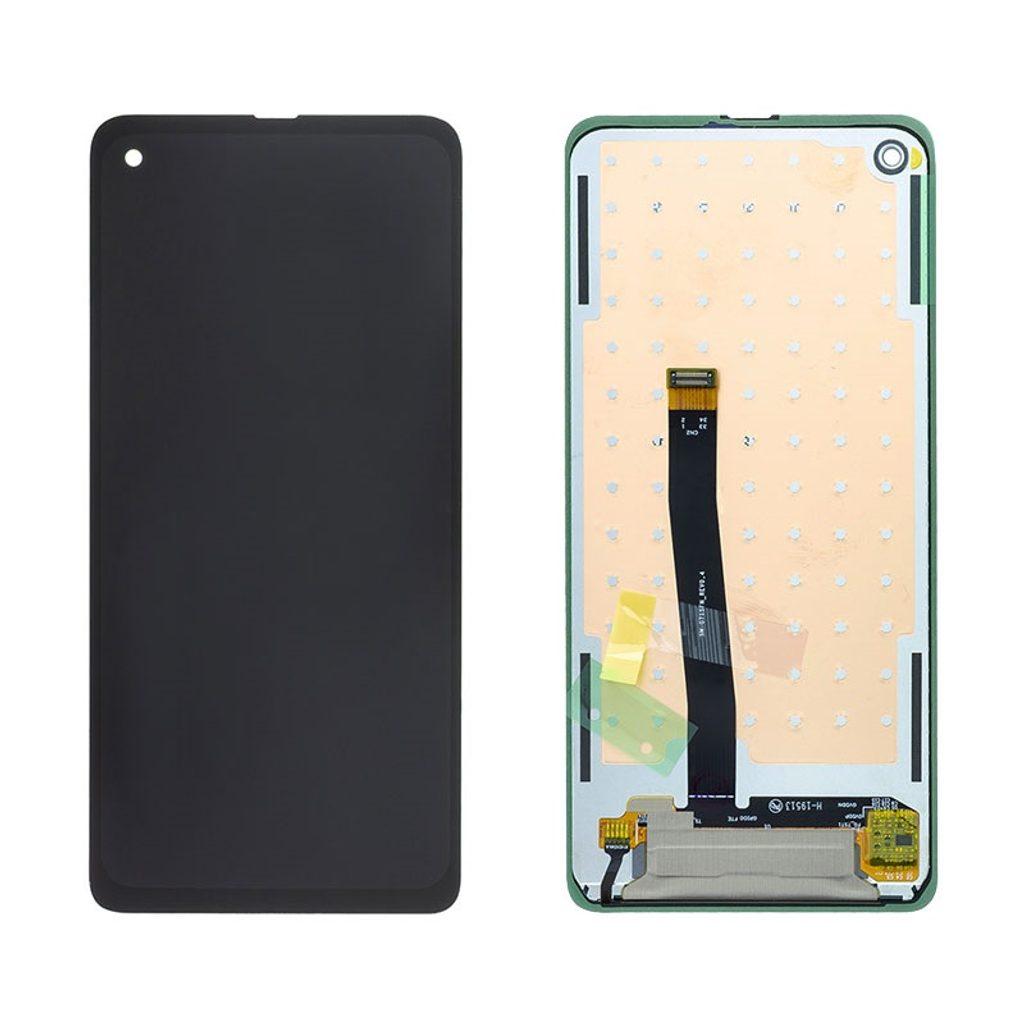 Samsung Galaxy Xcover Pro LCD displej dotykové sklo (Service Pack)