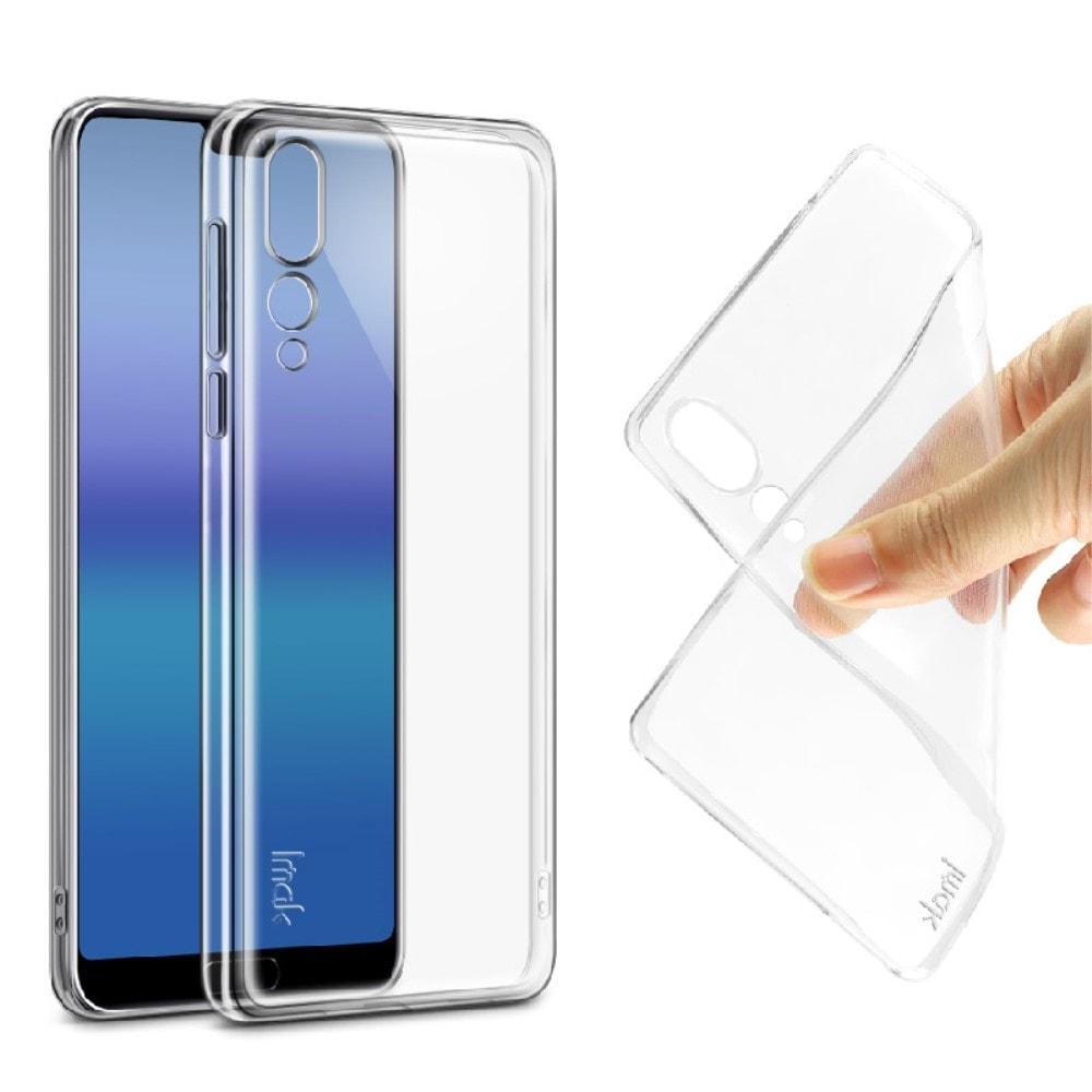 Huawei P20 PRO Ochranný kryt obal transparentní