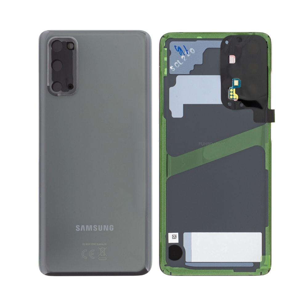 Samsung Galaxy S20 Zadní kryt baterie Cosmic Gray G980 (Service Pack)