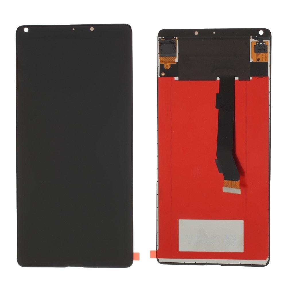 Xiaomi Mi Mix 2s LCD displej dotykové sklo černé