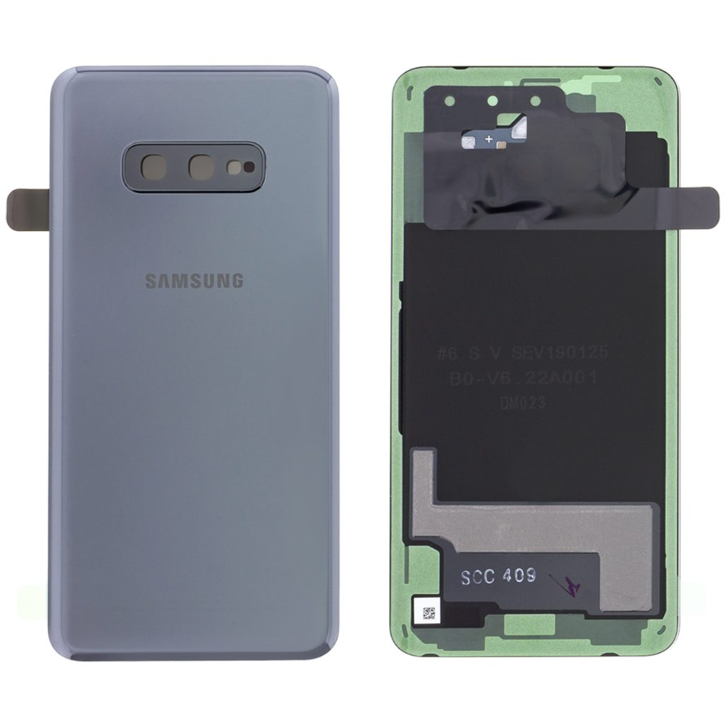 Samsung Galaxy S10e zadní kryt baterie černý originál (Service Pack) G970