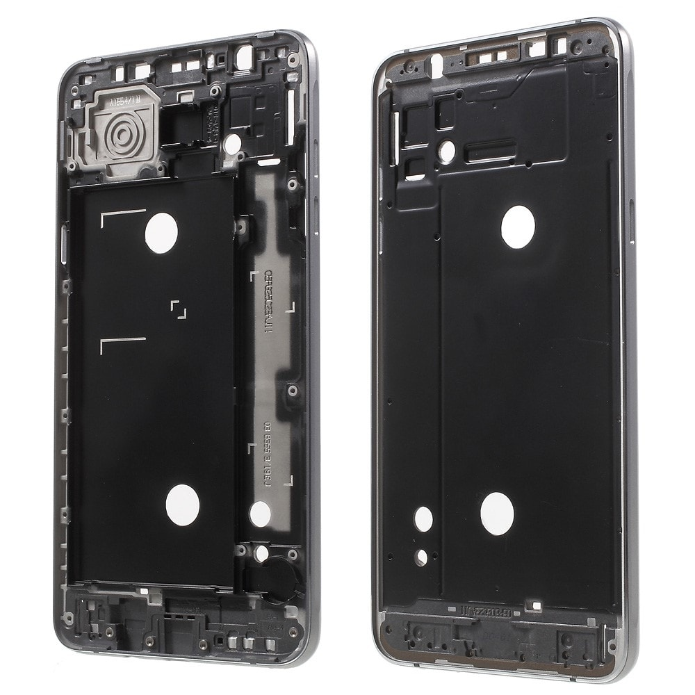 Samsung Galaxy J7 2016 střední kryt rámeček telefonu šedý J710F