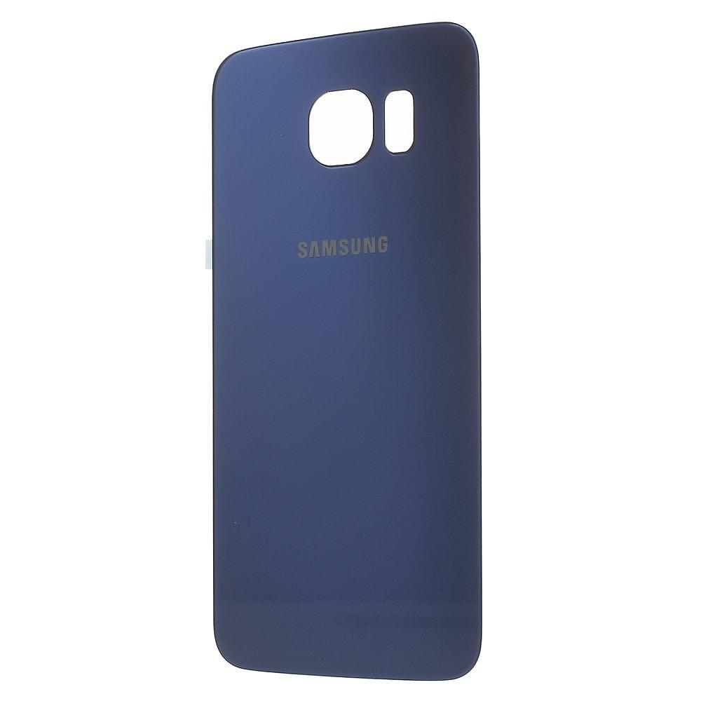Samsung Galaxy S6 zadní kryt baterie tmavě modrý G920F