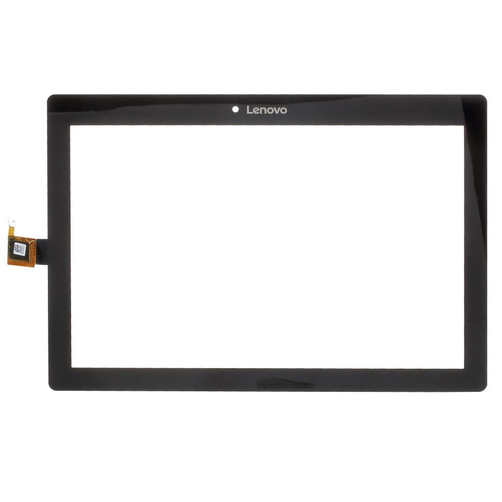 Lenovo Tab 3 10.0 Plus dotykové sklo digitizer černý TB-X103F