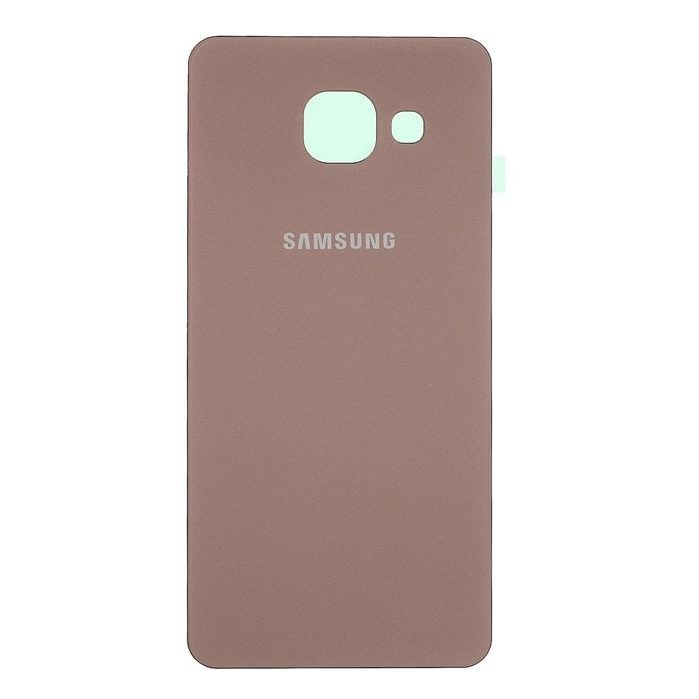 Samsung Galaxy A3 2016 Zadní kryt baterie růžový A310F