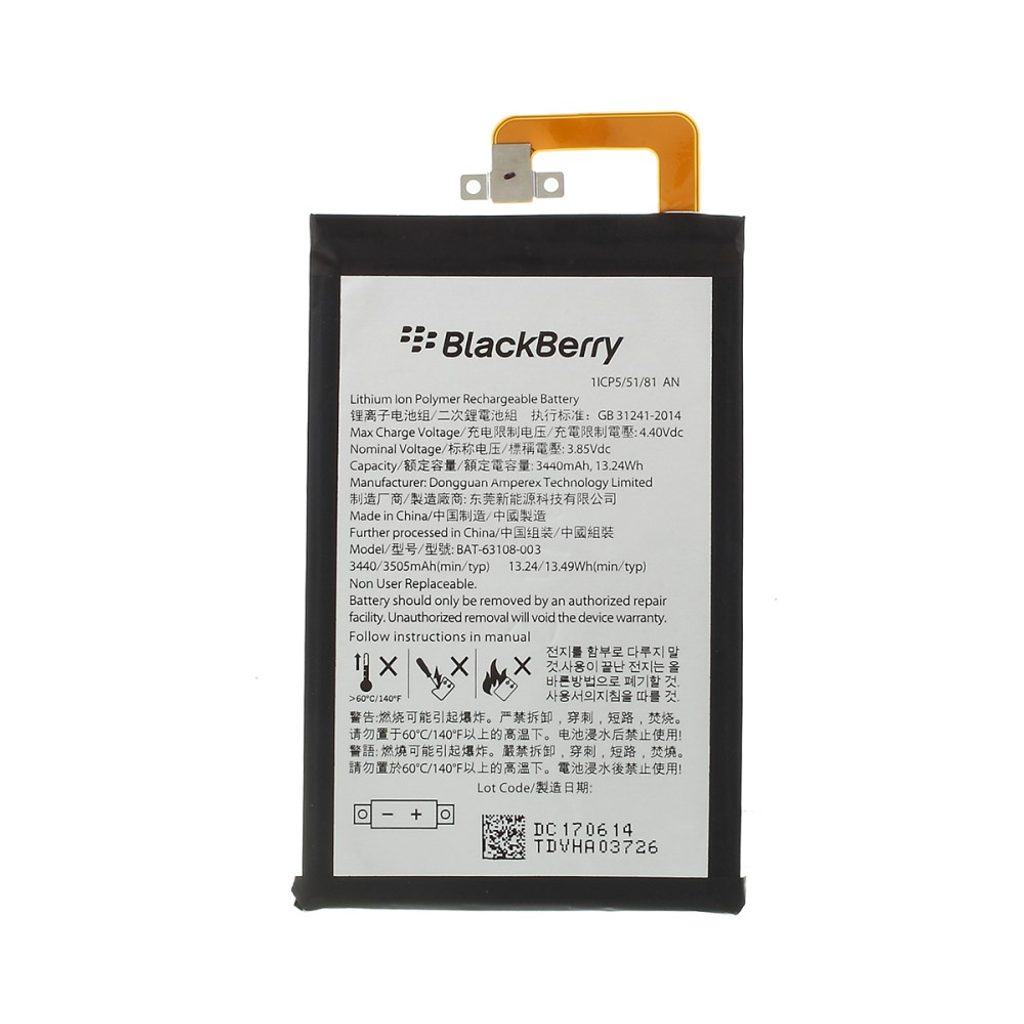 BlackBerry Keyone / Mercury (DTEK70) baterie BAT-63108-003
