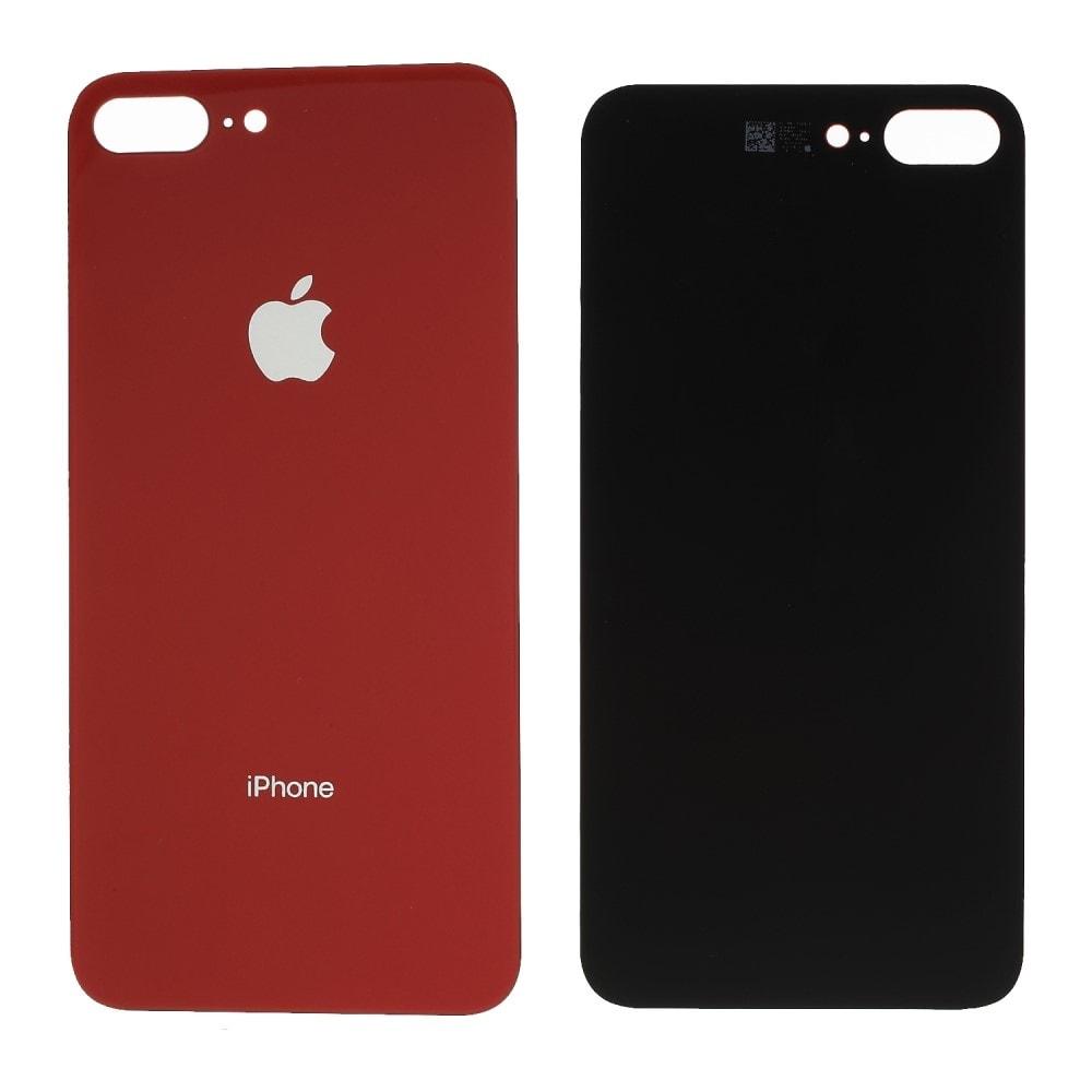 Apple iPhone 8 Plus zadní kryt baterie  (PRODUCT) RED červený