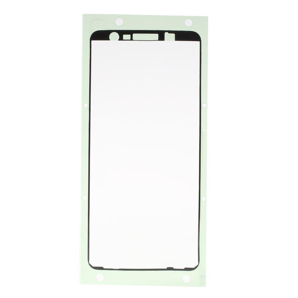 Samsung Galaxy A7 2018 oboustranná lepící páska pod LCD displej na střední kryt rámeček A750