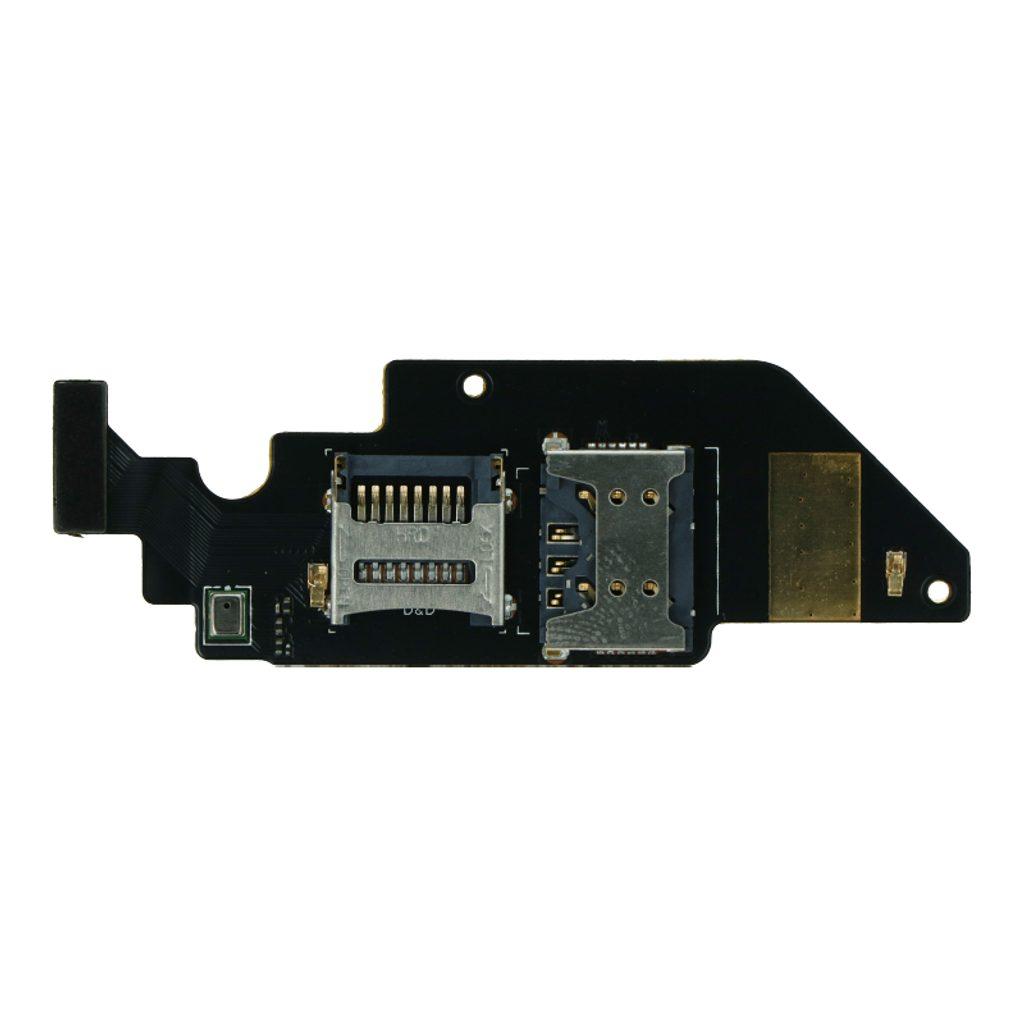 Doogee S60 flex čtečka reader SIM karet a MicroSD duální