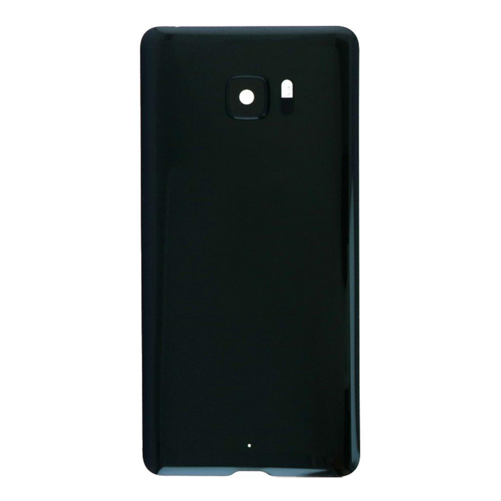 HTC U Ultra zadní kryt baterie skleněný černý