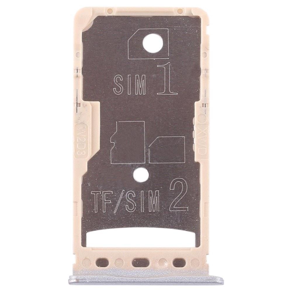 Xiaomi Redmi 5A šuplík na SIM a SD kartu šedý