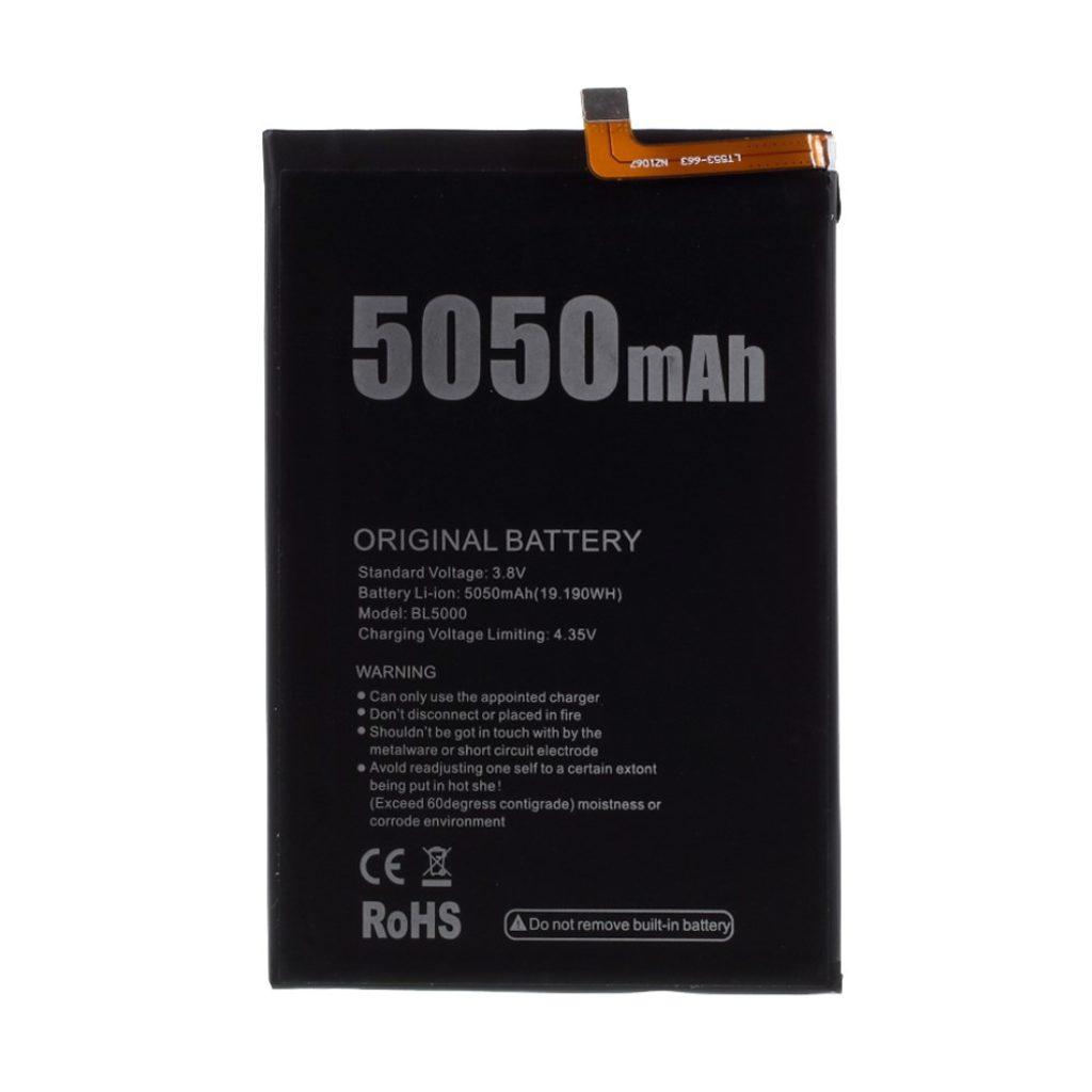 Doogee BL5000 Baterie 5050mAh