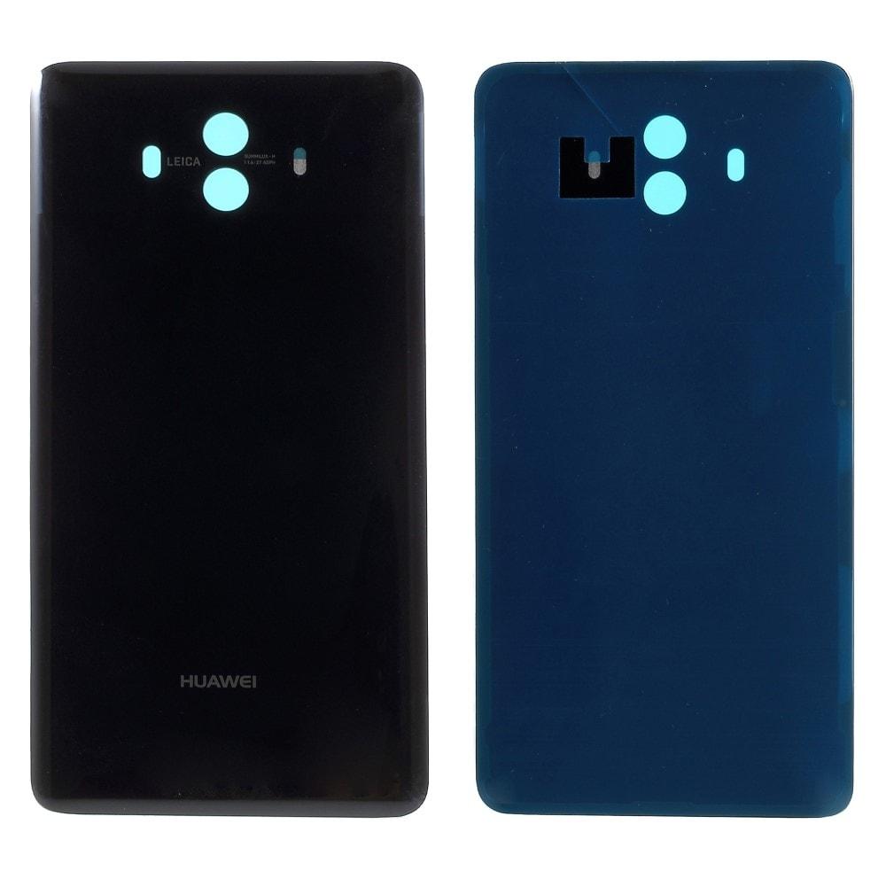 Huawei Mate 10 zadní skleněný kryt baterie černý