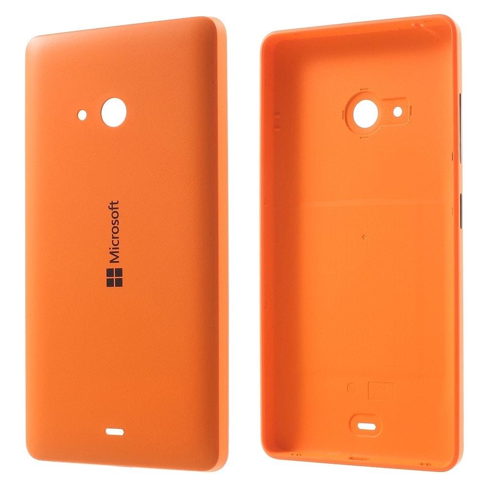 Microsoft Lumia 540 Dual sim Zadní kryt baterie oranžový