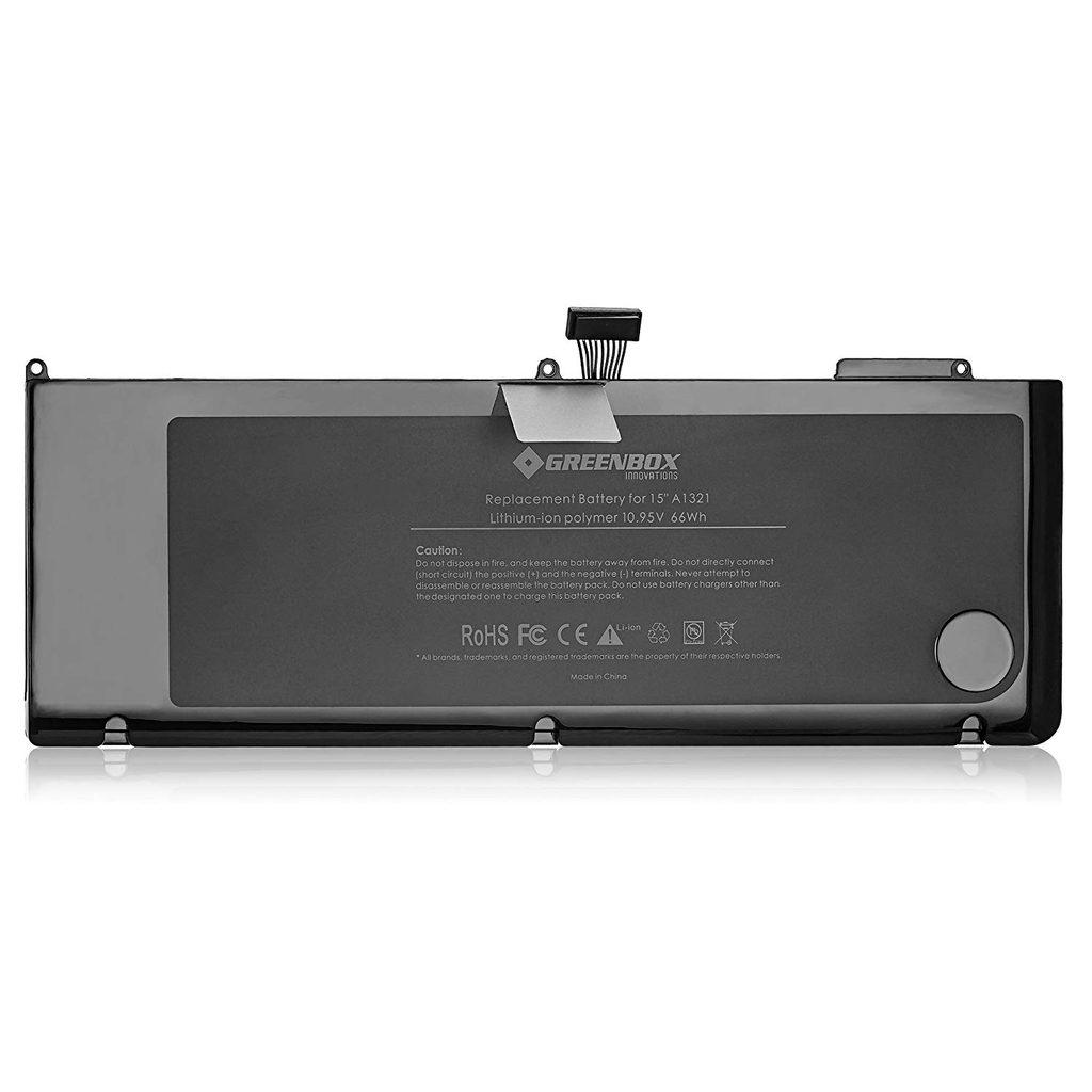 """MacBook Pro 15"""" A1286 náhradní Baterie A1321 kompatibilní (2009-2010)"""