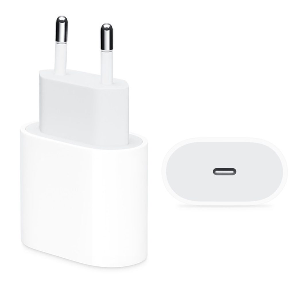 Nabíjecí USB-C adaptér pro iPhone 18W nabíječka