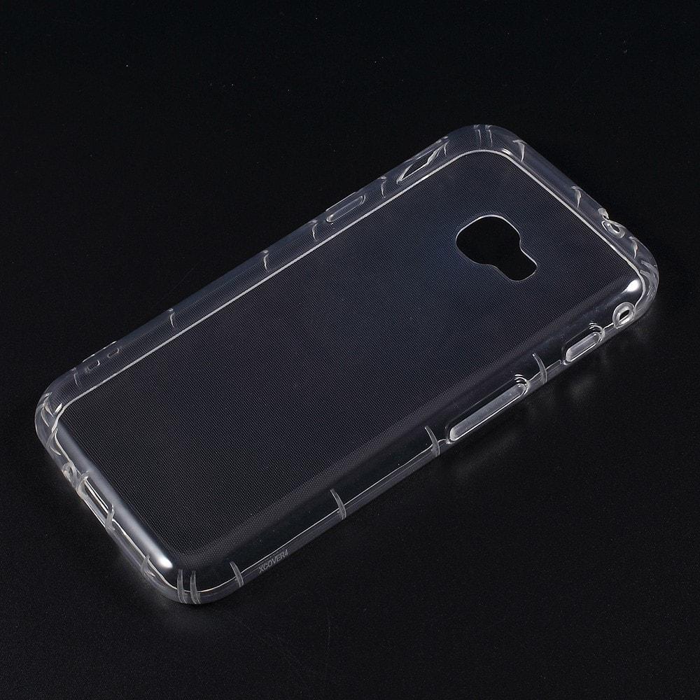 Samsung Galaxy Xcover 4 / Xcover 4S Ochranné pouzdro zadní kryt transparentní G390
