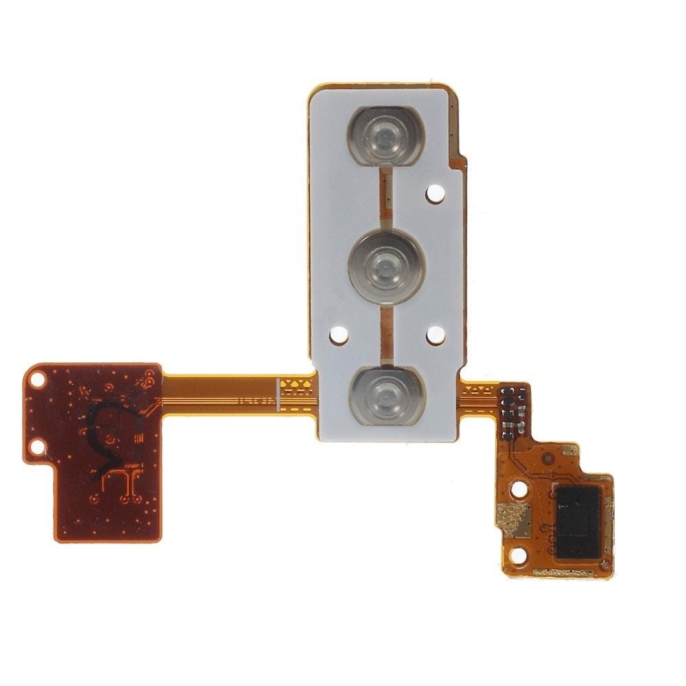 LG G3 zapínací tlačítko ovládání hlasitosti flex volume  D850 D855 LS990