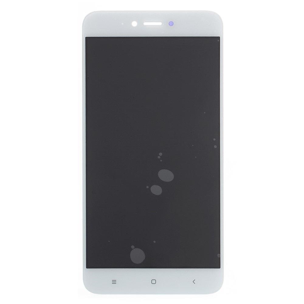 Xiaomi Redmi Note 5A LCD displej dotykové sklo bílé