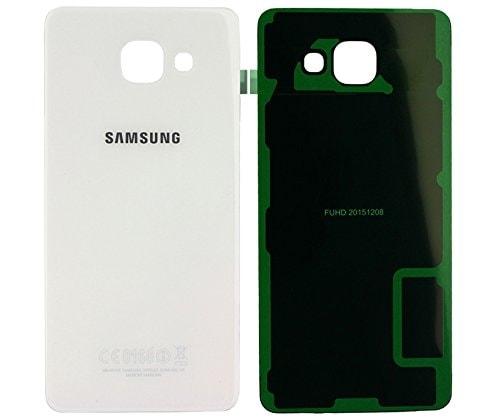 Samsung Galaxy A3 2016 zadní kryt baterie bílý A310F (Service Pack)