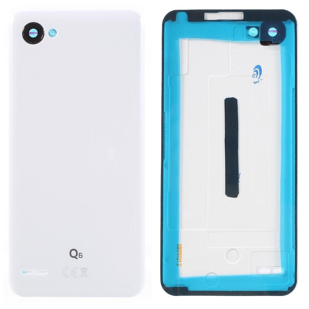 LG Q6 zadní kryt baterie bílý M700N