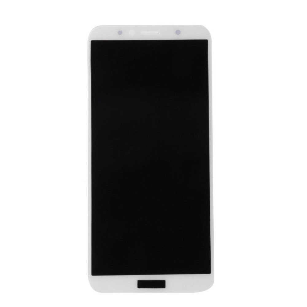 Honor 7A LCD displej dotykové sklo bílé komplet přední panel