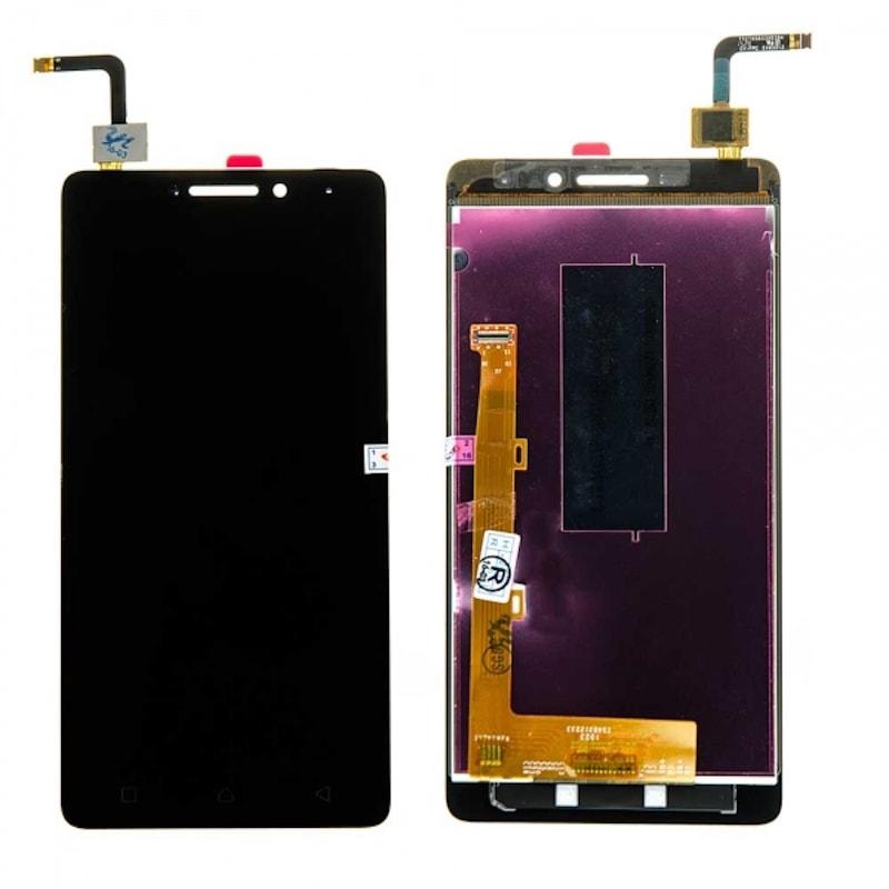 Lenovo Vibe P1m LCD displej černý + dotykové sklo komplet