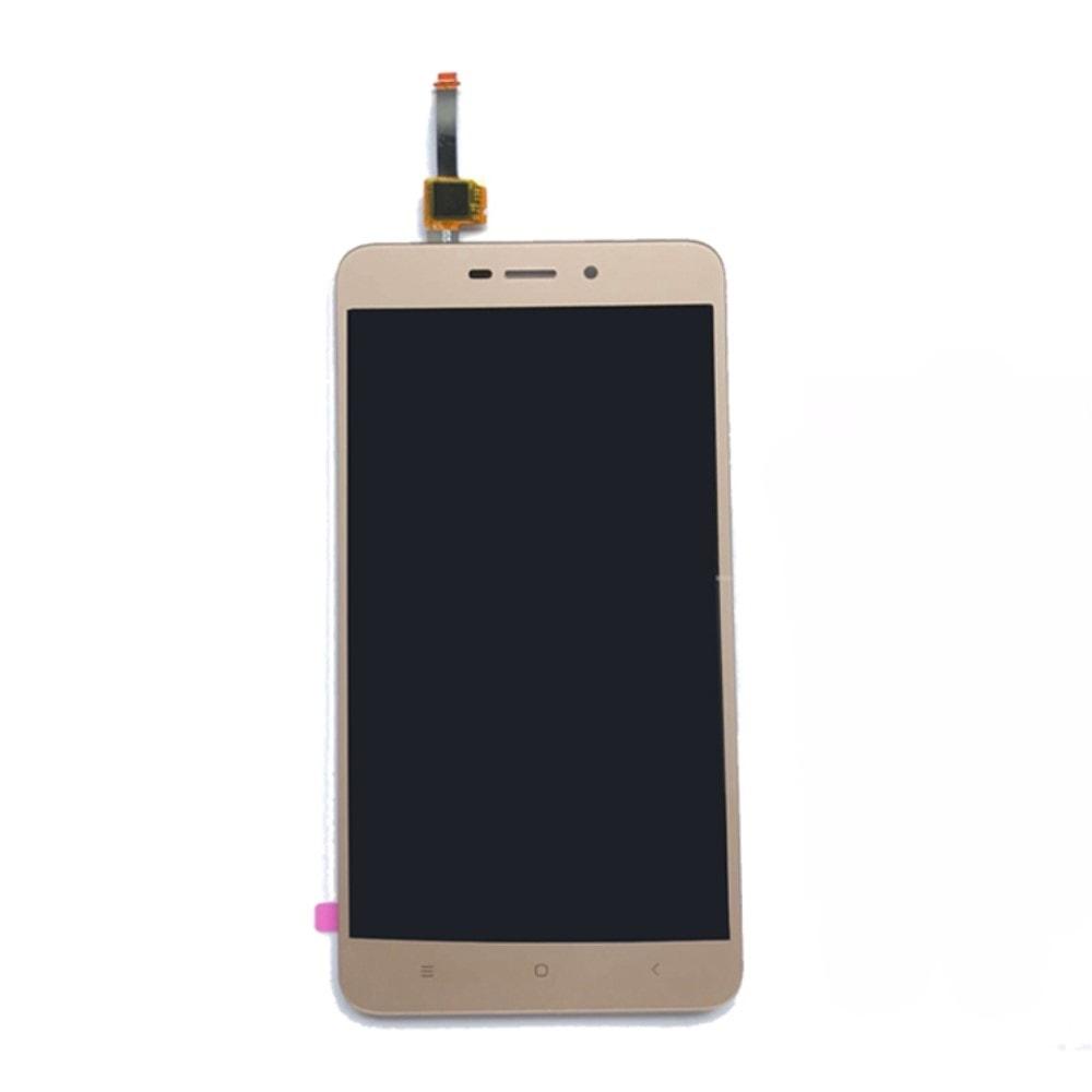 Xiaomi Redmi 4A LCD displej zlatý dotykové sklo komplet