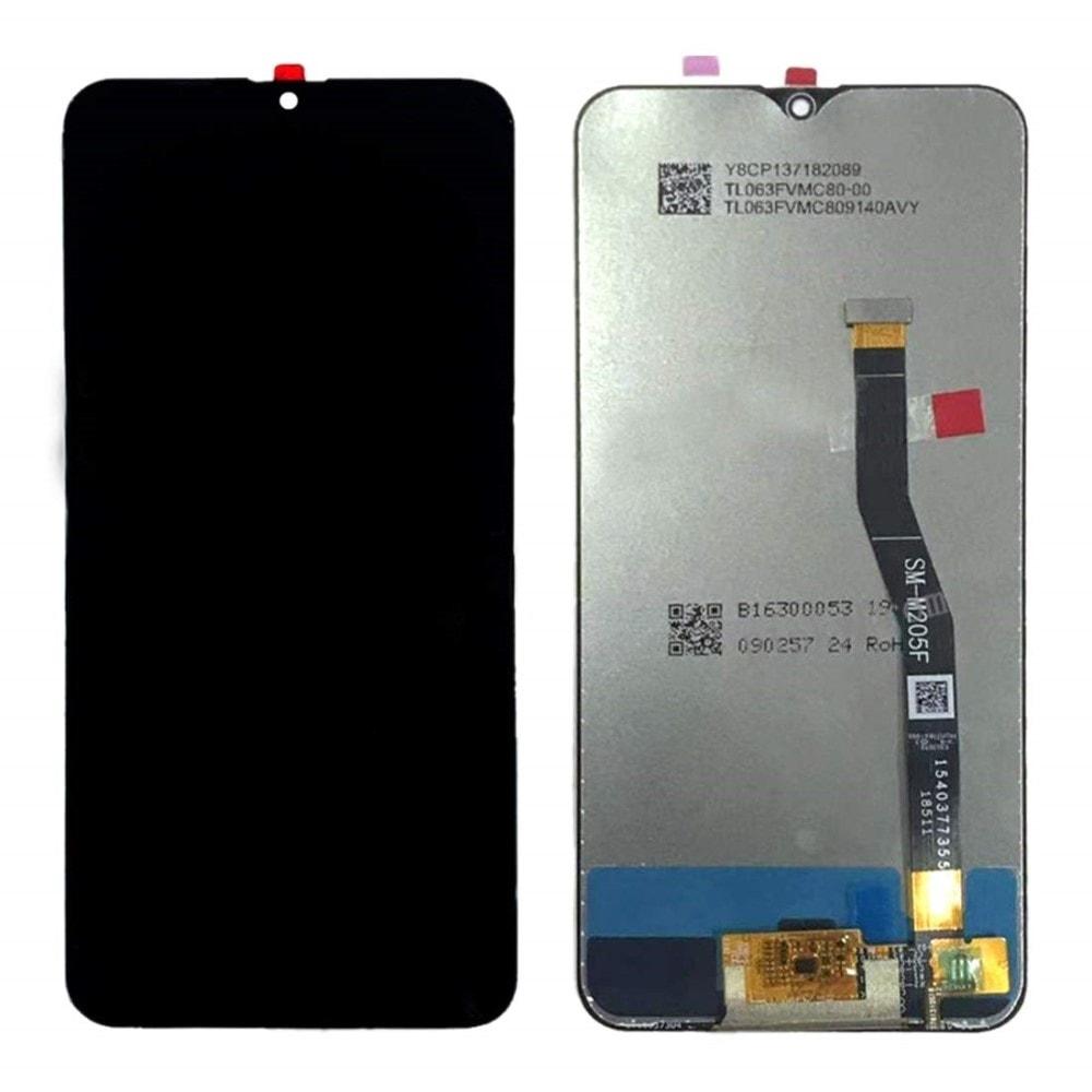 Samsung Galaxy M20 LCD displej dotykové sklo komplet přední panel