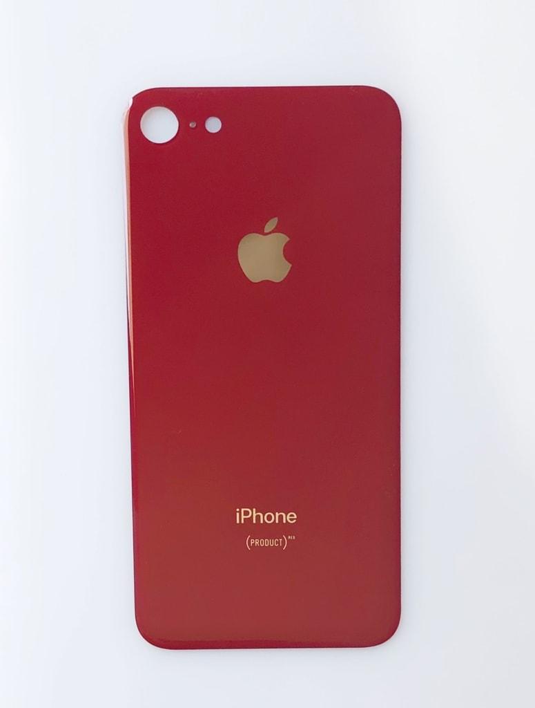 Apple iPhone 8 zadní kryt baterie (PRODUCT) RED červený