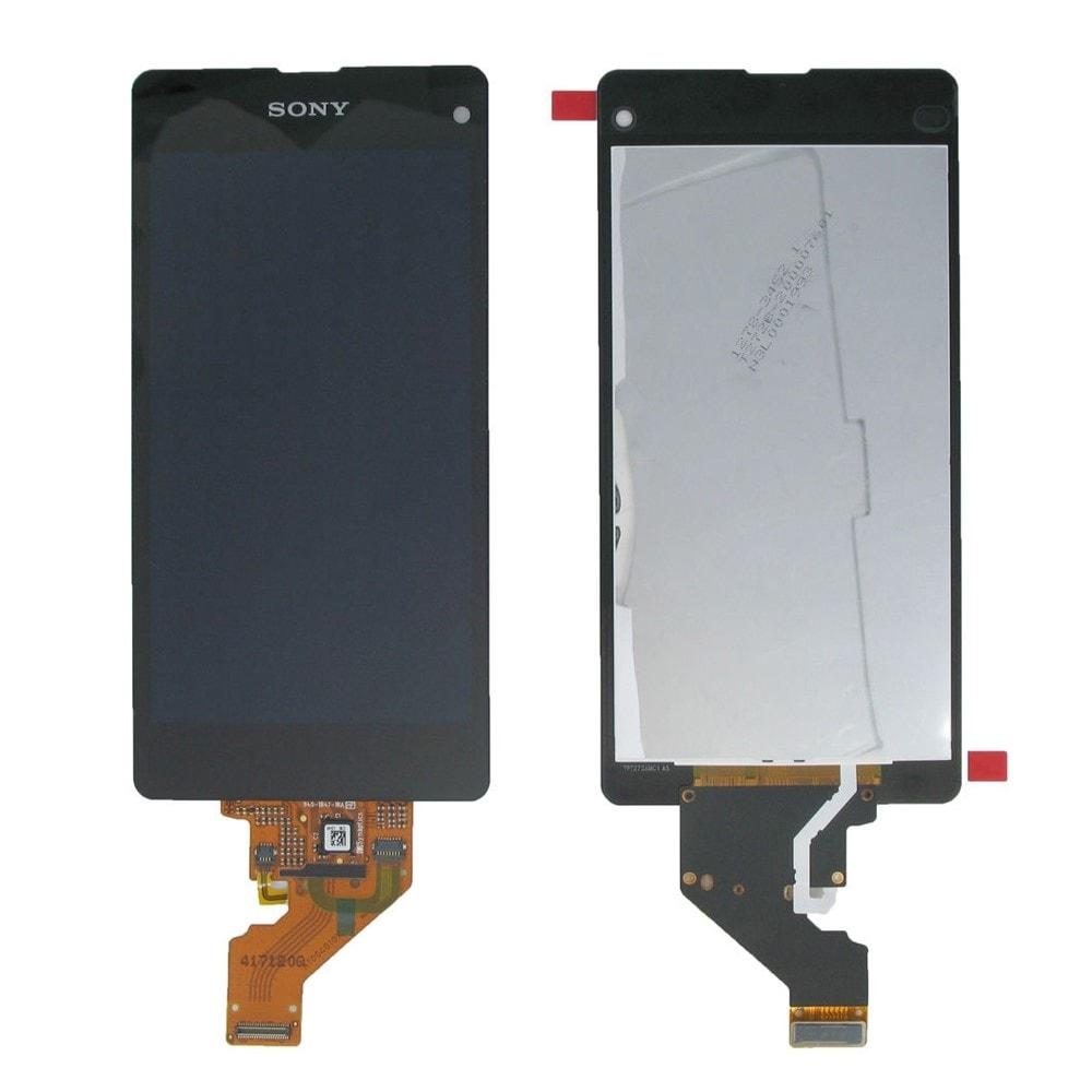 Sony Xperia Z1 compact LCD displej + dotykové sklo komplet D5503