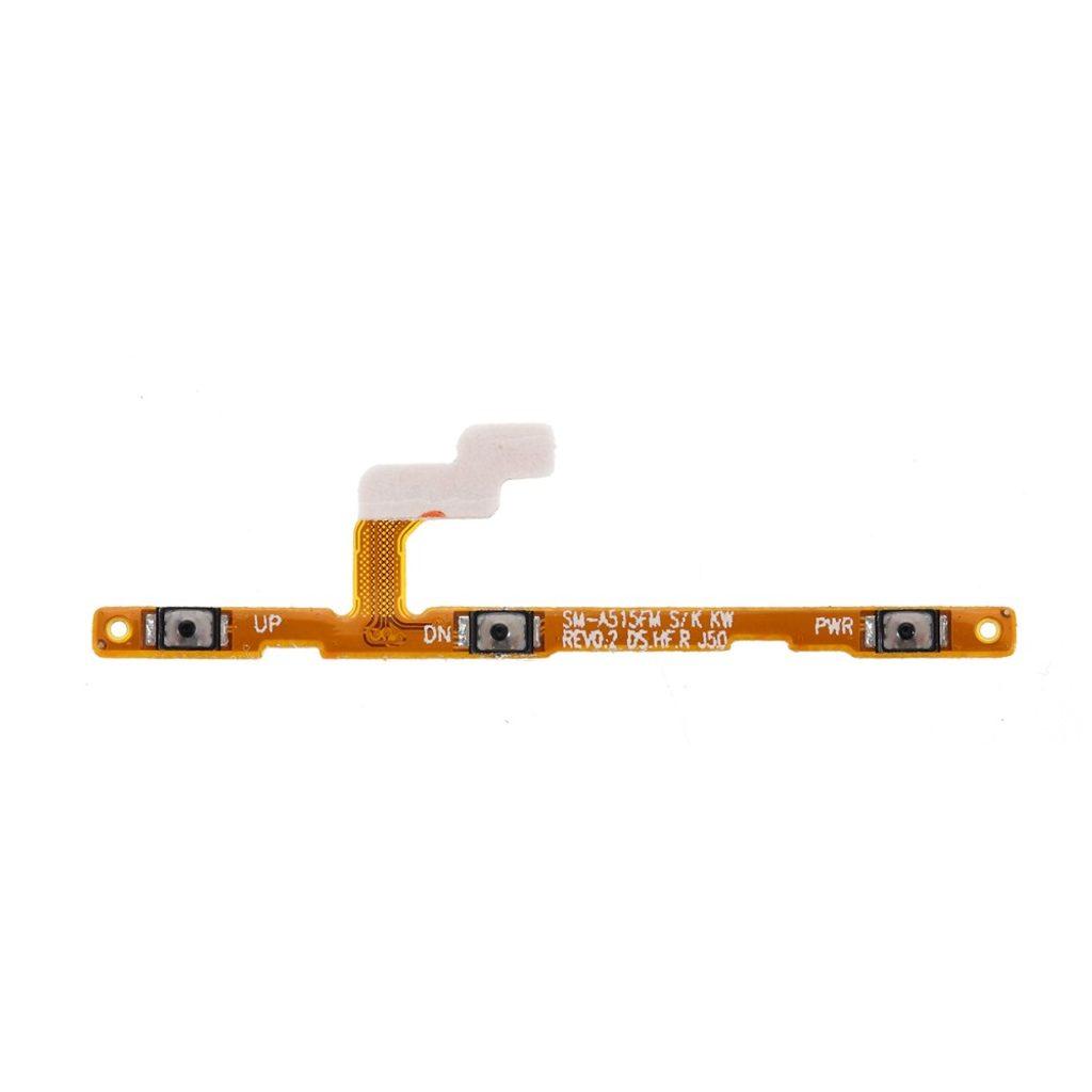 Samsung Galaxy A51 / A71 zapínací flex volume hlasitost tlačítka A515 A715