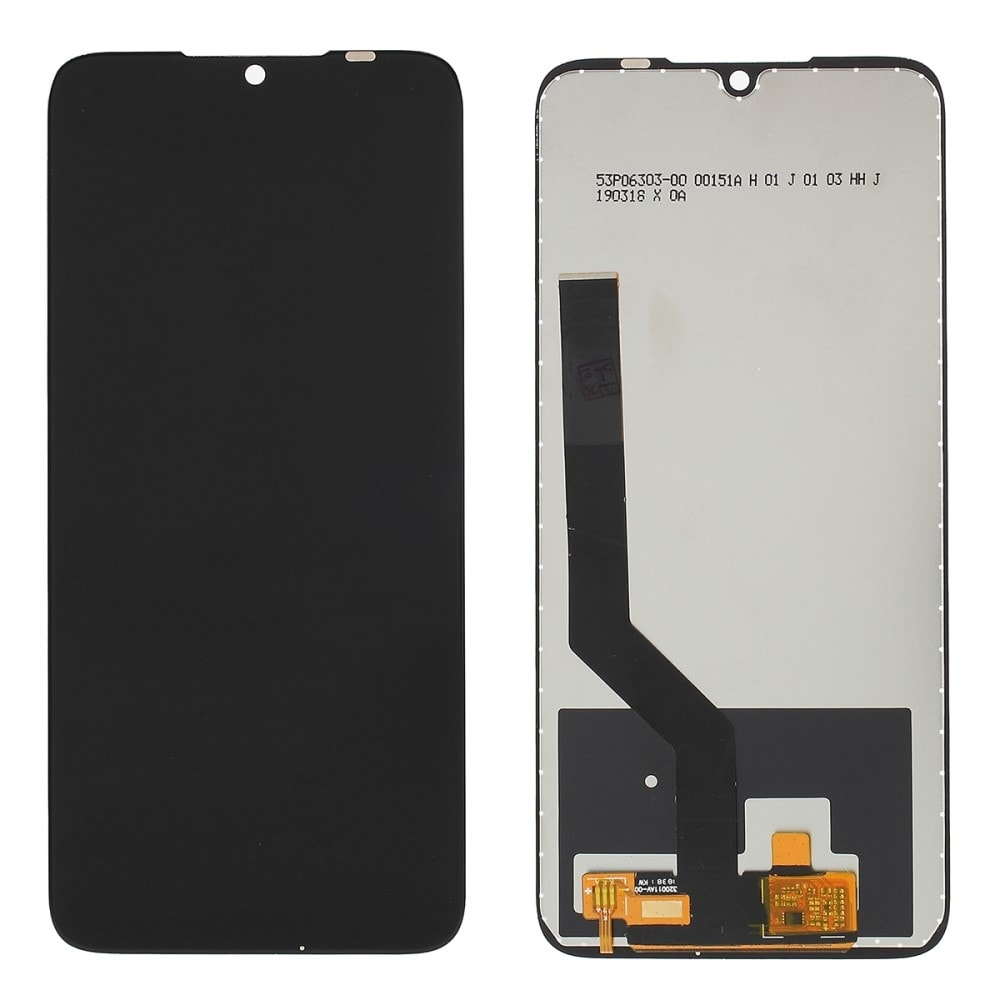 Xiaomi Redmi Note 7 LCD displej dotykové sklo komplet přední panel