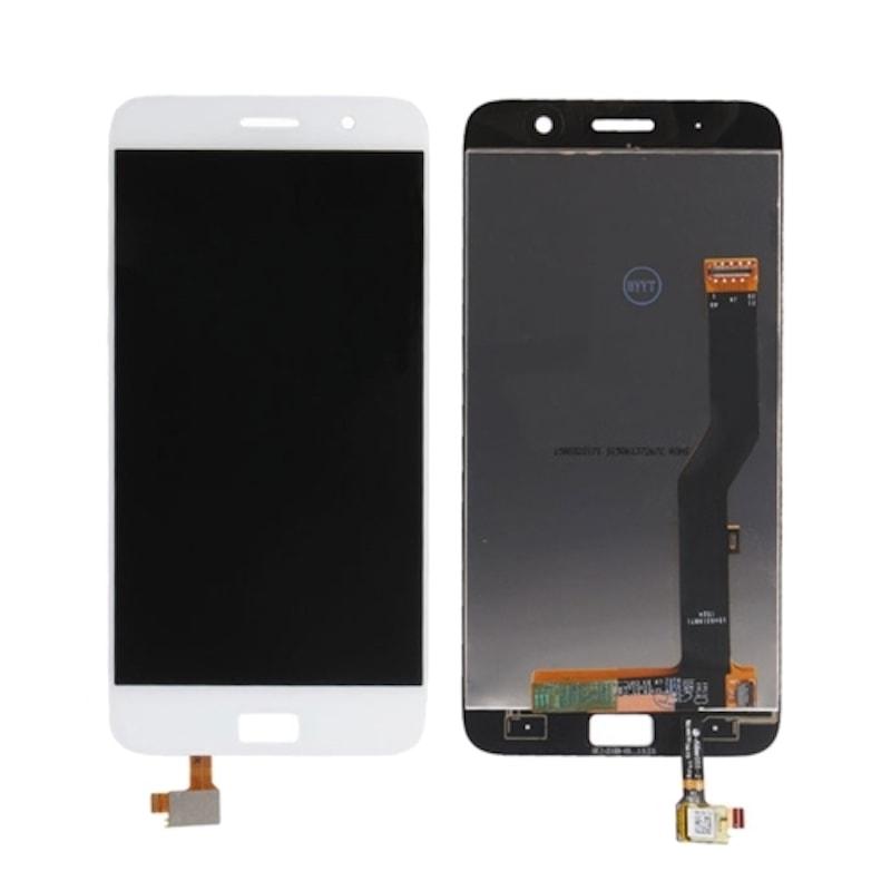Lenovo ZUK Z1 LCD displej bílý + dotykové sklo
