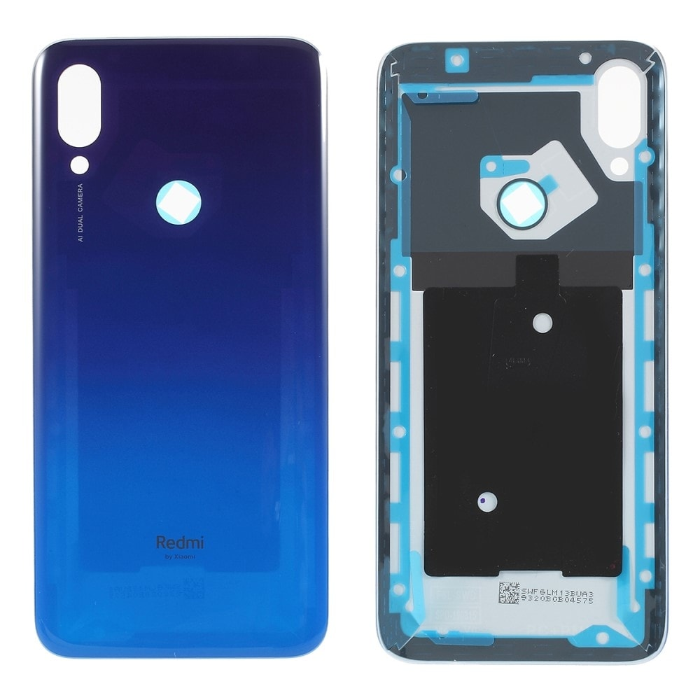 Xiaomi Redmi 7 zadní kryt baterie modrý
