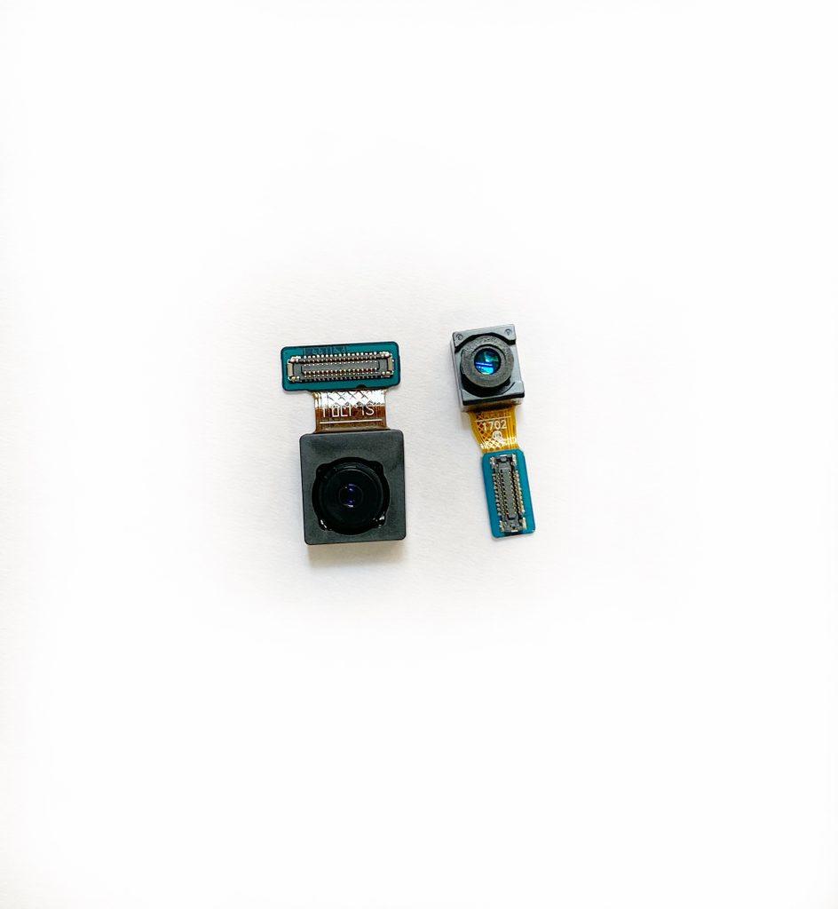 Samsung Galaxy S8 plus G955 přední fotoaparát kamera + čtečka duhovky