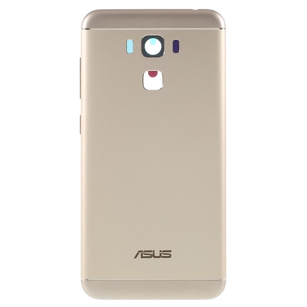 Asus Zenfone 3 Max Zadní hliníkový kryt baterie zlatý ZC553KL
