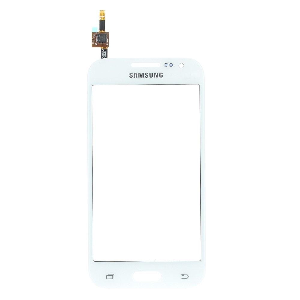 Samsung Galaxy Core Prime VE dotykové sklo bílé G361F