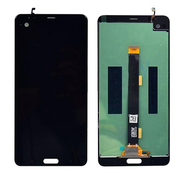 HTC U Ultra LCD displej komplet dotykové sklo černé