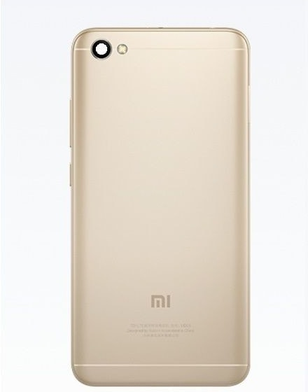 Xiaomi Redmi Note 5A zadní kryt baterie zlatý