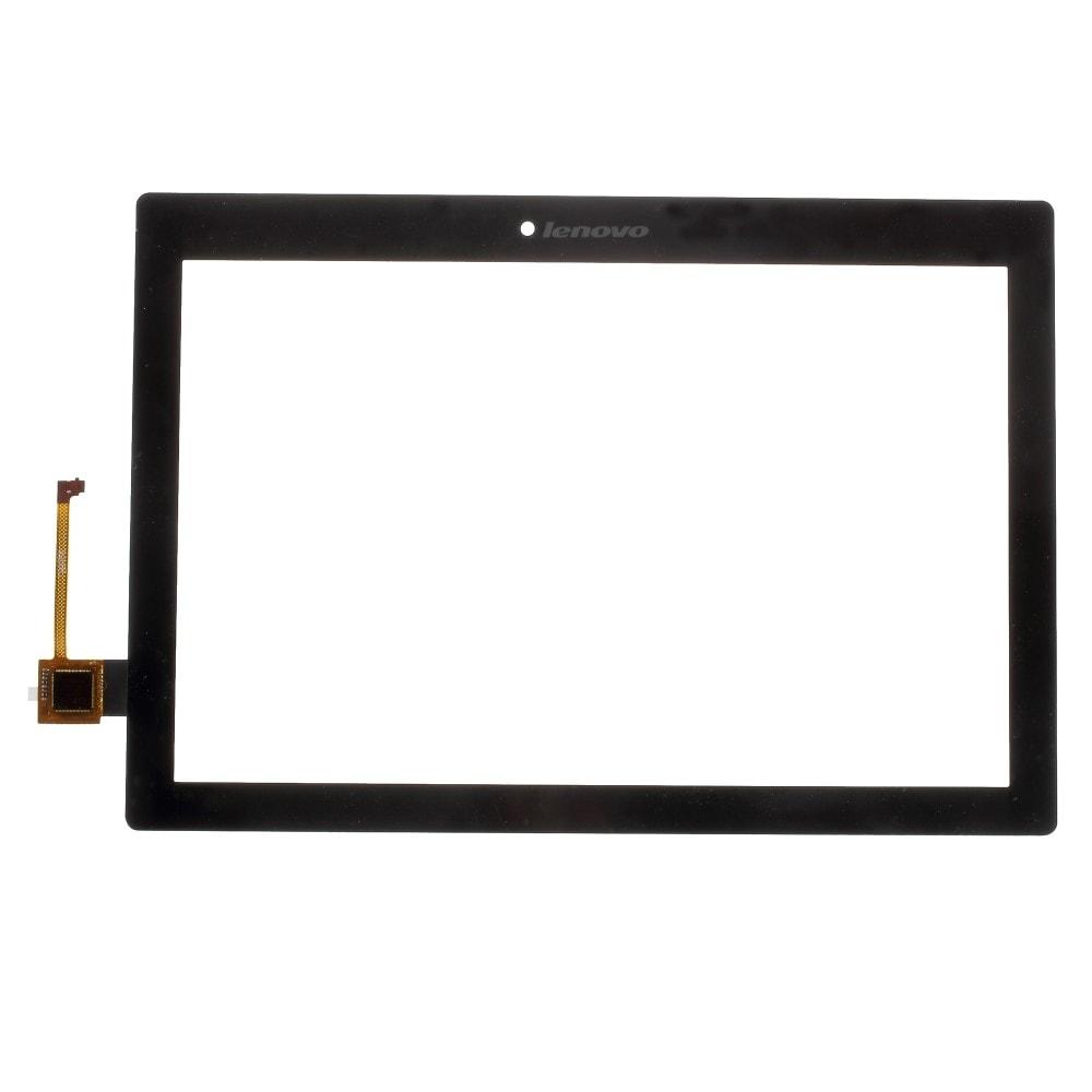 Lenovo Tab 2 dotykové sklo digitizer černý A10-70