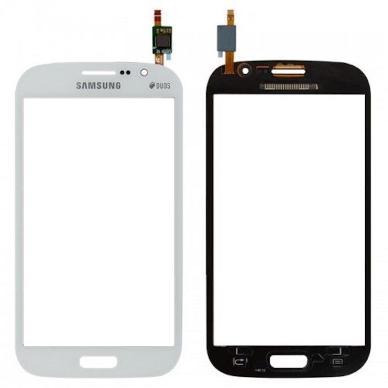 Samsung Galaxy Grand Neo Plus dotykové sklo bílé i9060 i9062