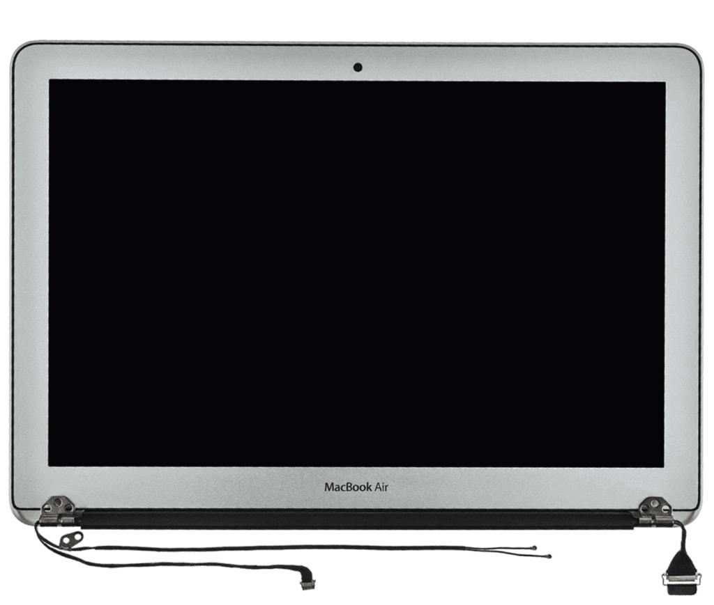 "Apple MacBook Air 13"" A1466 LCD displej kryt kompletní horní víko"