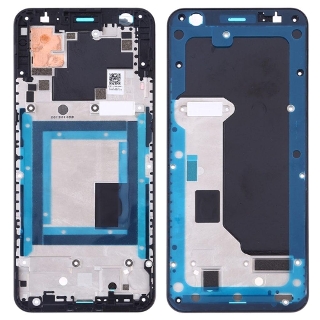 Google Pixel 3A LCD rámeček střední kryt