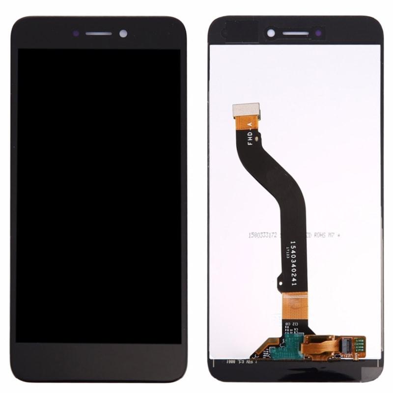 Honor 8 Lite / P9 Lite 2017 LCD komplet displej dotykové sklo černé