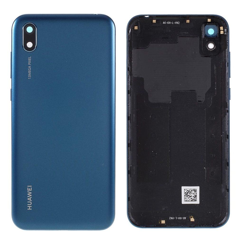 Huawei Y5 2019 Zadní kryt baterie modrý AMN-LX9 AMN-LX1 AMN-LX2 AMN-LX3