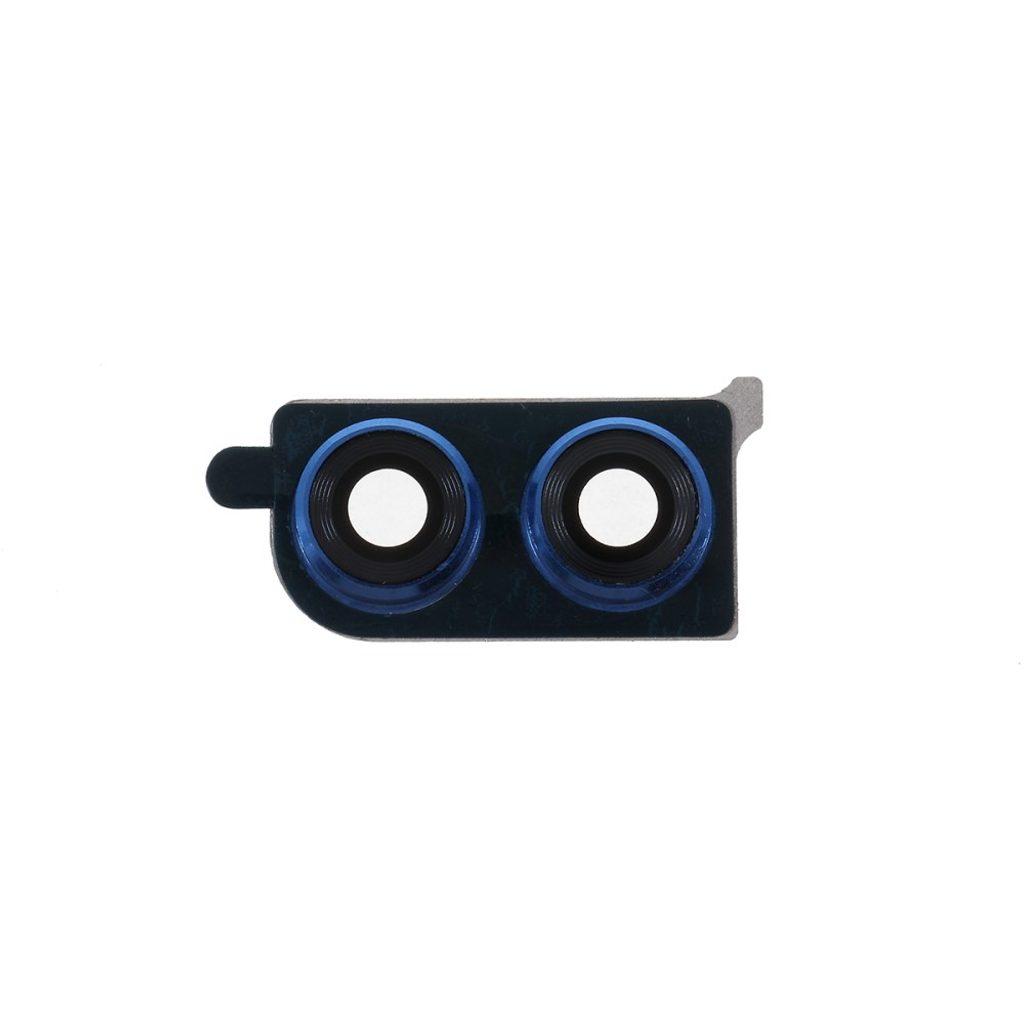 Honor 8X / Honor View 10 Lite krytka čočky fotoaparátu modrý