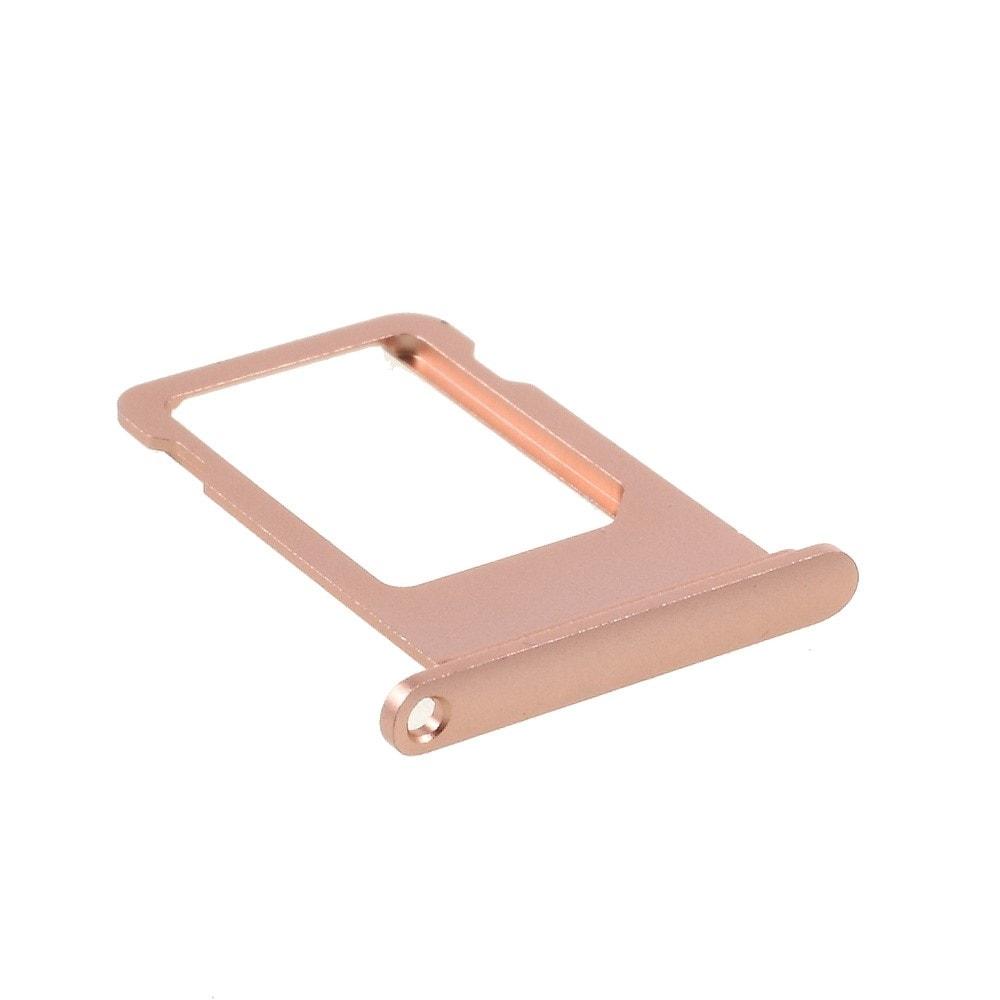 Apple iPhone 7 Plus šuplík na SIM kartu rose gold růžový