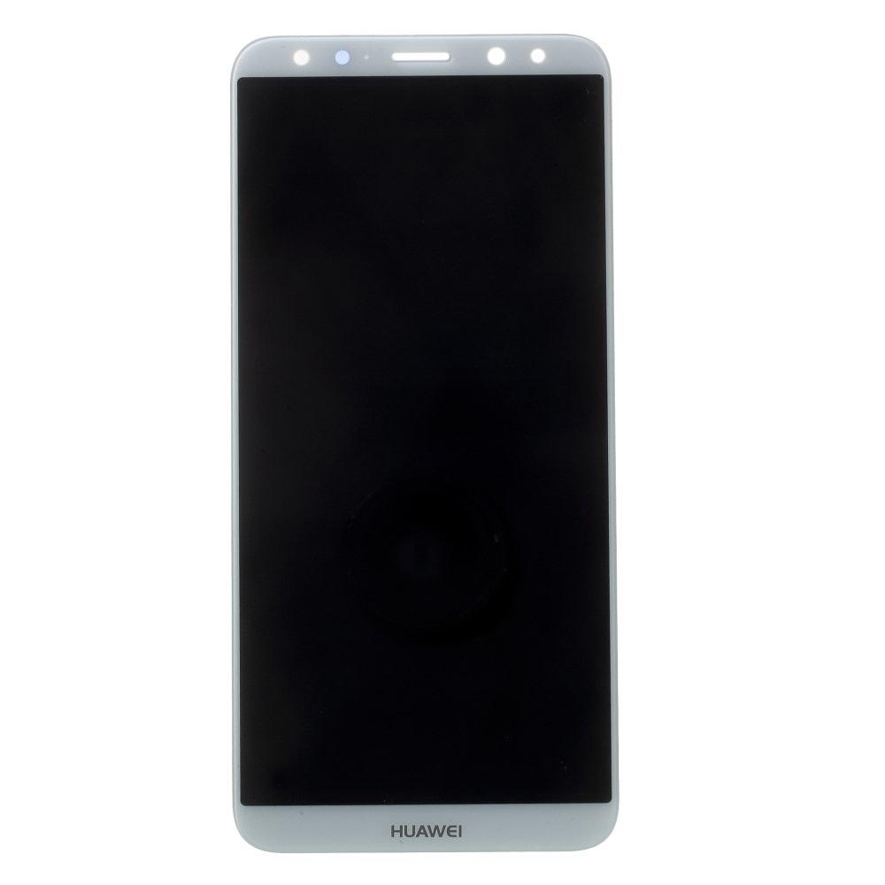 Huawei Mate 10 Lite LCD displej dotykové sklo komplet bílý